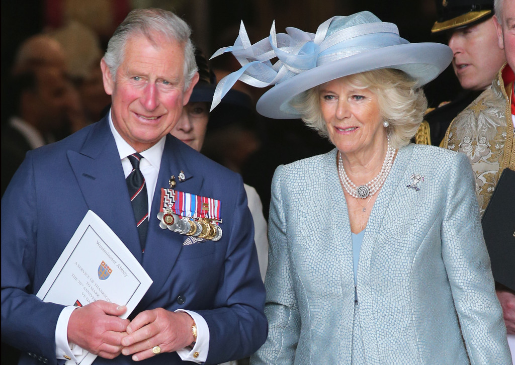 The public have warmed to the idea of King Charles III & Queen Camilla. Picture by Stephen Lock / i-Images
