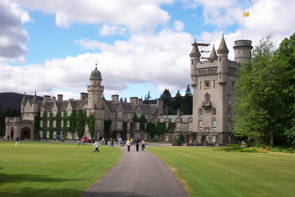 Summer Holiday With The Royal Family Balmoral And Birkhall The Crown Chronicles