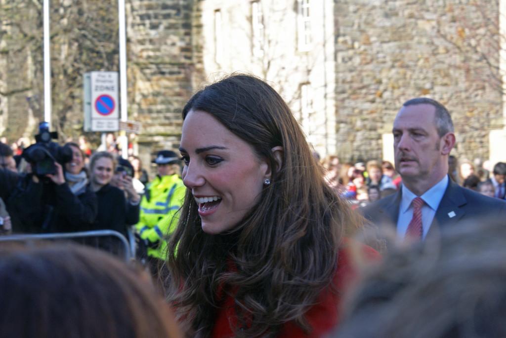 25 February, 2011. St. Andrews, Scotland, UK.
