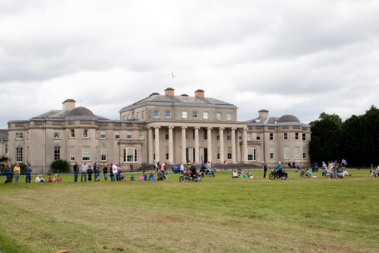 Shugborough Hall. Anna Martin.