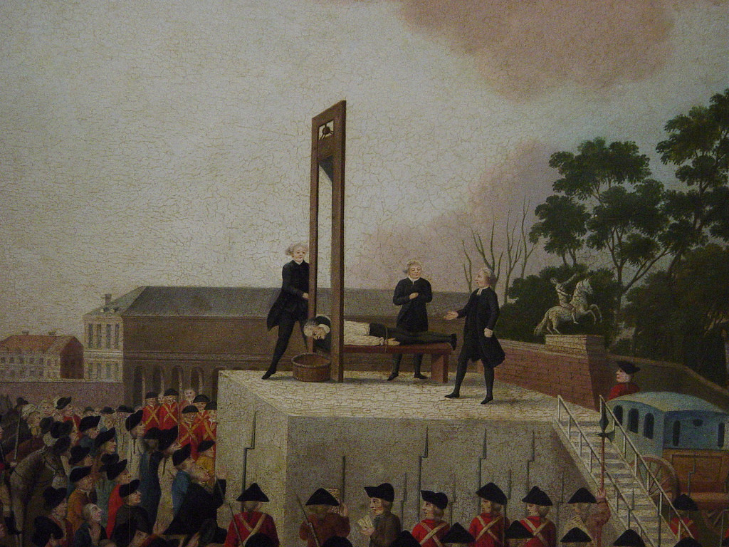 Louis is executed.