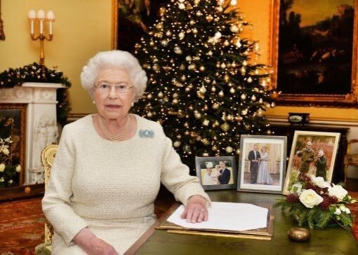 The Queen's 2015 speech focussed heavily on faith.