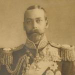 George V was suffering from lung disease and lay unconscious in his bed. His doctor sped up his death. Michael Gwyther Jones)