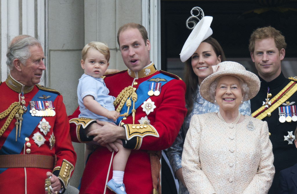 The future of the British Monarchy is NOT in question. Picture by Stephen Lock / i-Images