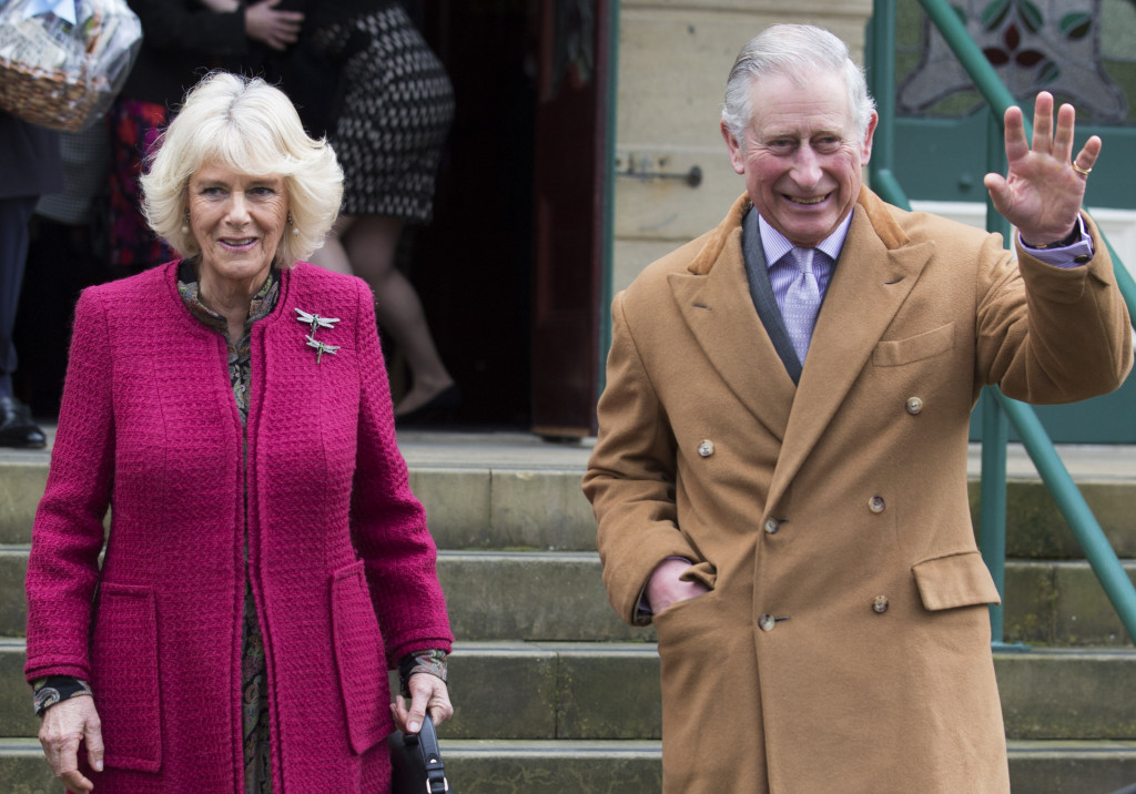 Prince Charles and Camilla, Duchess of Cornwall will be going to Scotland. Picture by Stephen Lock / i-Images