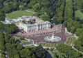 Buckingham Palace is to undergo £369 million of repairs, with The Queen staying in residence. Picture by i-Images
