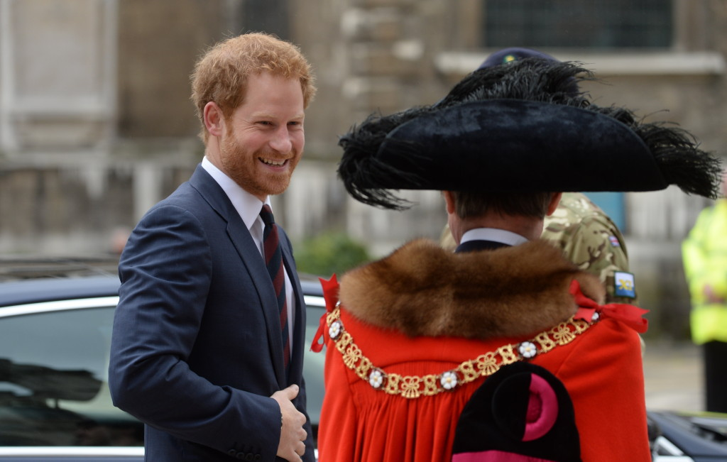 Prince Harryis heading to Florida for the Invictus Games. Picture by Andrew Parsons / i-Images