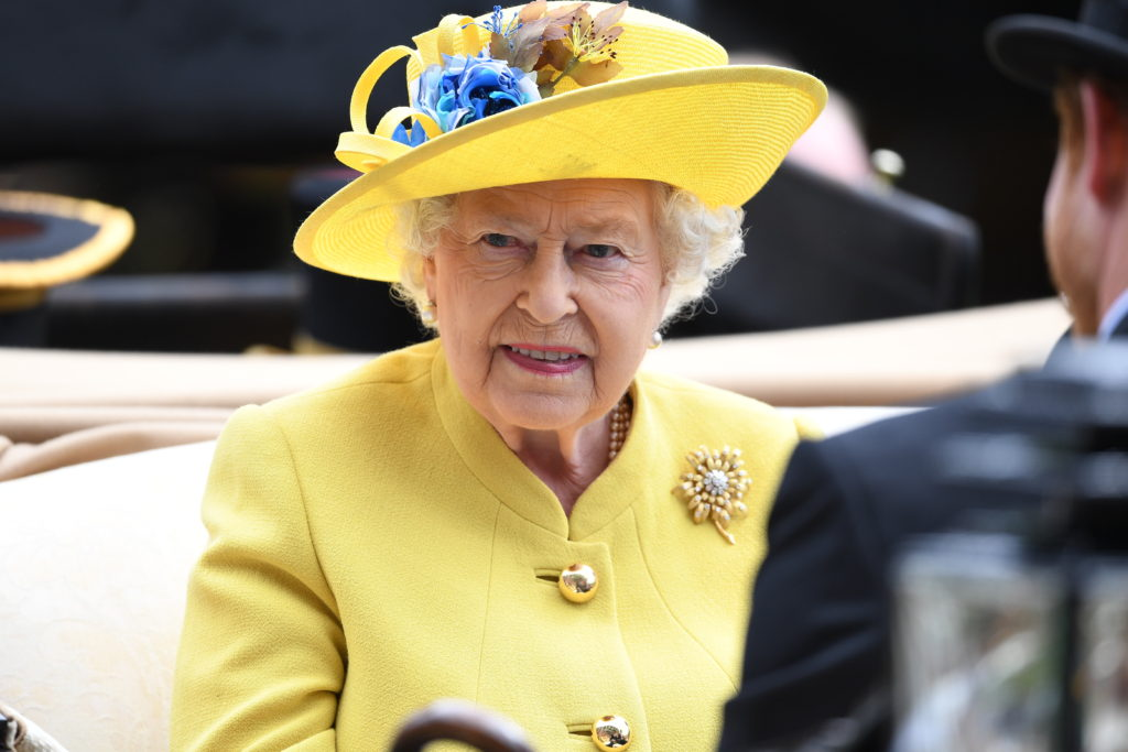 The Governor General of New Zealand thinks it is 'inevitable' that the country will become a republic and lose The Queen as head of state. Picture by Andrew Parsons / i-Images