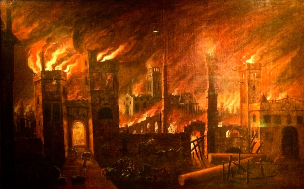 the great fire of london impact After the great fire of london, in 1666, new building regulations were imposed and they, repeatedly updated, have governed london building ever since the face of london was changed for ever from a wooden city it became a brick one.