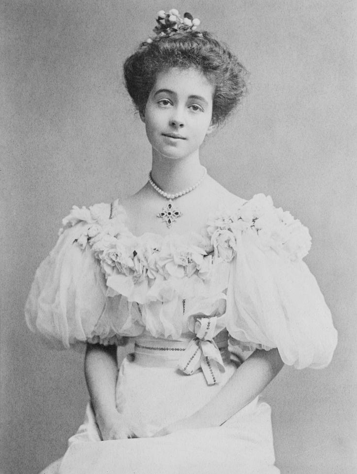 Consuelo Vanderbilt married the 9th Duke of Marlborough of the prestigious Spencer-Churchill line. (Wikimedia Commons)