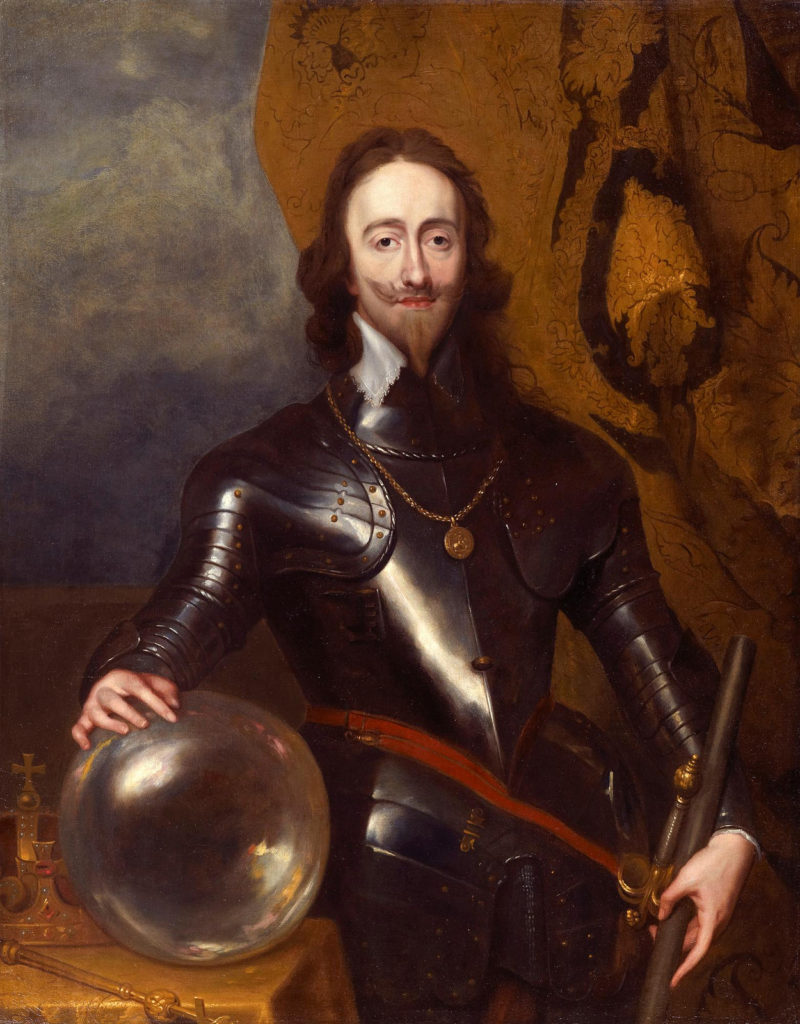 Charles I was a misunderstood King, who was ill-advised (The Lost Gallery)