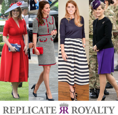 Head to our sister site for the latest royal fashion info